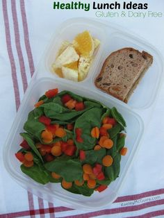 Keeley McGuire: Lunch Made Easy: Healthy Adult Work Lunches. Best quick idea off this site: make your smoothies ahead of time, freeze them, and then you can pull one out for lunch!