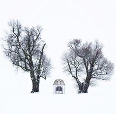 Winter in Squares I Kilian Schönberger I Fotografia I Imprescindibles de Behance I Makamo