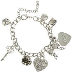 Eight Charm Bracelet