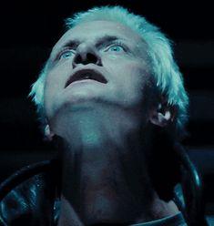 Blade Runner: Roy Batty: He has seen things we people wouldn't believe.