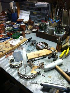 Sage Reynolds workbench!
