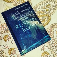 Death Under The Deodars by Ruskin Bond | 35 Great Books By Indian Authors Published In 2016