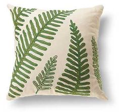 Embroidered Pillow-62616PIL