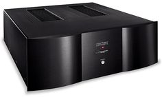 Power amplifier Mark Levinson co thiet ke nho gon hon Big Speakers, Sound Speaker, High End Hifi, High End Audio, Equipment For Sale, Audio Equipment, Coffee Equipment, The Absolute Sound, Room Acoustics