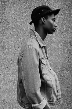 Denim jacket - Topman This is Denim campaign AW15 Pinterest: liveandtype