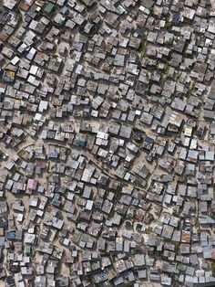 Bird's-Eye View Photography by Stephan Zirwes