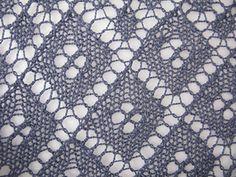 Asphodel Shawl knitting pattern by Littletheorem on Ravelry.