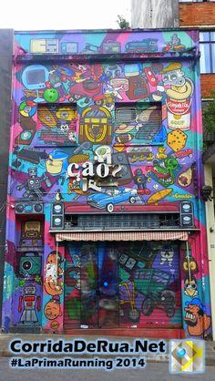 Urban Art Caos - Rua Augusta