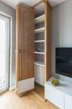 Living Room Tv Unit Designs, Interior Design Living Room, Design Apartment, Bedroom Closet Design, Living Room Inspiration, Home And Living, Home Remodeling, Furniture Design, House Design