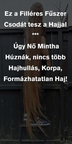 Haj vitamin: ettől a filléres fűszertől úgy nő mint ha húznák - Funland Vitamins, Diy Crafts For Kids, Mint, Life Hacks, Hair Styles, Health, Turmeric, Hair Plait Styles, Health Care