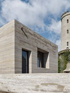 SPARRENBURG VISITOR CENTRE BY MAX DUDLER ARCHITEKTEN