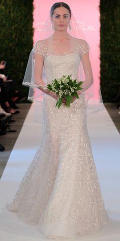 Oscar de la Renta's Dreamy Spring Bridal Collection – Fashion Style Magazine - Page 16