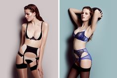 L'Agent by Agent Provocateur - Fall/Winter 2014 Lookbook