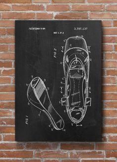 Ballet Slipper Patent Print Ballet Patent Dance Studio by dalumna