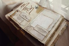 Journal with Me | March Before the Reading – Elaine Howlin Reading Journals, Some Ideas, Junk Journal, Journaling, March, Product Launch, Caro Diario, Scrapbooking, Mac