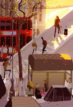 One Tuesday in Fall by PascalCampion.deviantart.com on @deviantART