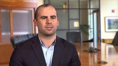 UMUC Cybersecurity Scholar Tyler Carlin
