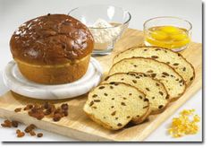 Barmbrack bread.. used as part of the divinitory ritual performed on Samhain..nosh nosh =]