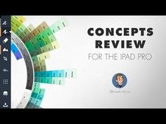 Watch Architect Render and Illustrate this Architectural Section on the iPad Pro using Apple Pencil - YouTube