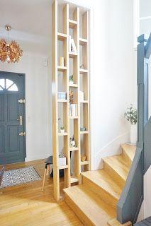 Créer un claustra avec le garde corps de l'escalier