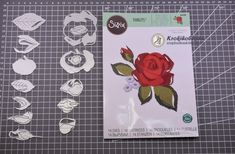 Layers, Rose, Art, Die Cutting, Layering, Art Background, Pink, Kunst, Roses