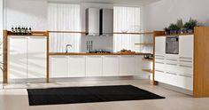 As fotos a seguir trazem exemplos de 25 cozinhas que ajudarão você a criar a cozinha dos seus sonhos. Todas são projetos do ZG Group. O interessante é que