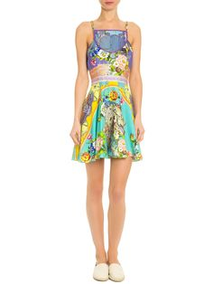 Vestido Rey - A.Farra - Azul  - Shop2gether