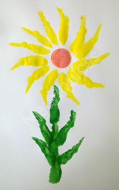 Mauriquices: Flor para a minha Mãe!