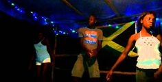 Reggae Tuesday on Bostoncliff, Portland, Jamaica, 5 May 2015