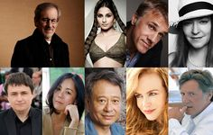 Le très prestigieux Jury du Festival 2013 : Steven Spielberg, Vidya Balan, Naomi Kawase, Nicole Kidman, Lynne Ramsay, Daniel Auteuil, Ang Lee, Cristian Mungiu, Christoph Waltz !