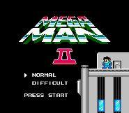 Opening theme to Mega Man 2 (Rockman) on Nintendo NES. Nes Games, Games Box, 2 Logo, Game Logo, Mega Man 2, Elite Game, Start Screen, 8 Bits, Nintendo