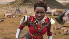 Come Lupita Nyong & # 039; o si è allenata per & # 039; Black Panther & # 039;