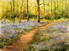 Painting by Geoff Kersey