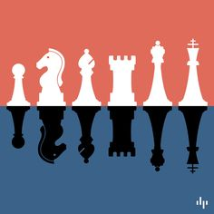Chess Set Free Vector Illustration, Graphic Illustration, Modern Chess Set, National Sports Day, Queen Chess Piece, Royal Art, Grunge Photography, Chess Pieces, Free Design