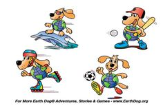 Earth Dog, earth dog story, children's books, ebooks, ebook, apps for kids, Environmental education - http://itunes.apple.com/us/app/the-earth-dog-story/id504486945?ls=1=8, http://earthdog.org/