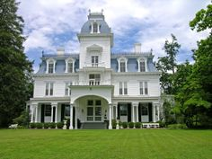 1836 Second Empire - Flat Rock, NC - $2,400,000 - Old House Dreams