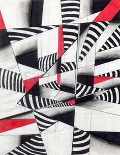 abstract graphite drawings - Google Search