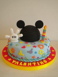 Torta Mickey | Flickr: Intercambio de fotos