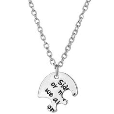 >> Click to Buy << 3Pc/Set Fashion Jewelry Letters Best Friends Forever Friendship Necklace  Necklaces & Pendants For Women Jewelry  bijoux #Affiliate