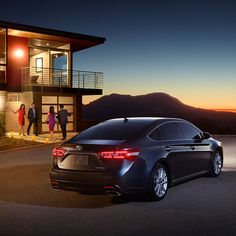 Stop by Mike Calvert Toyota in Houston, TX, to view our wide selection of new Toyota models and used cars as well as our service and finance center. Full Size Sedan, Toyota Dealers, Toyota Avalon, Car Images, Traveling By Yourself, Vehicles, Coast, Rolling Stock, Vehicle