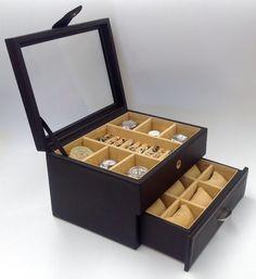alhajero anillos- mancuernillas-15 relojes 100% piel