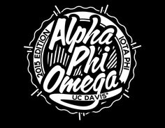 Fundraising shirt, promotional rush flyer, rush video (with animation), and website graphics for Alpha Phi Omega - Iota Phi Chapter @ UC Davis. Alpha Phi Omega, Alpha Chi, Project Alpha, Banquet Ideas, Paddle, Artsy Fartsy, Shirt Ideas, Greek, Behance