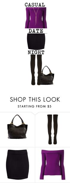 """""""casual date night"""" by fan-addx on Polyvore featuring Aimee Kestenberg, Nicholas Kirkwood, H&M and Roland Mouret"""