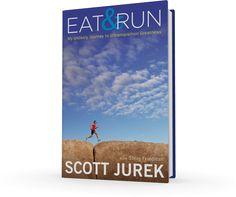 Scott Jurek: Eat and Run  Not Raw, but Vegan coolness.