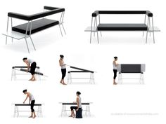 1000 images about multifunctional furniture on pinterest