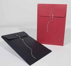 Nouveau: les #enveloppes rondelles et ficelle en couleur!