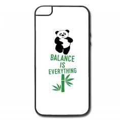 Balance Is Everything! iPhone 5/5s Hard Case