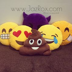 The poo is the Leader of the emoji's