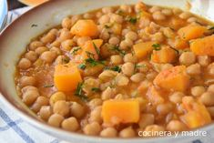 Chana Masala, Vegetarian Recipes, Beans, Food And Drink, Veggies, Cooking, Healthy, Ethnic Recipes, Kitchen