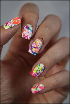 Fashion Friday - Vive l'été! (et le spray antiseptique!) ~ Didoline's Nails